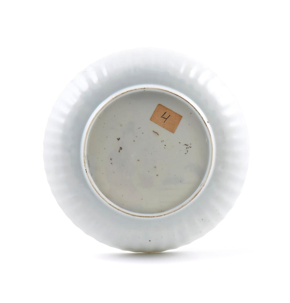 Covilhete em porcelana chinesa CI