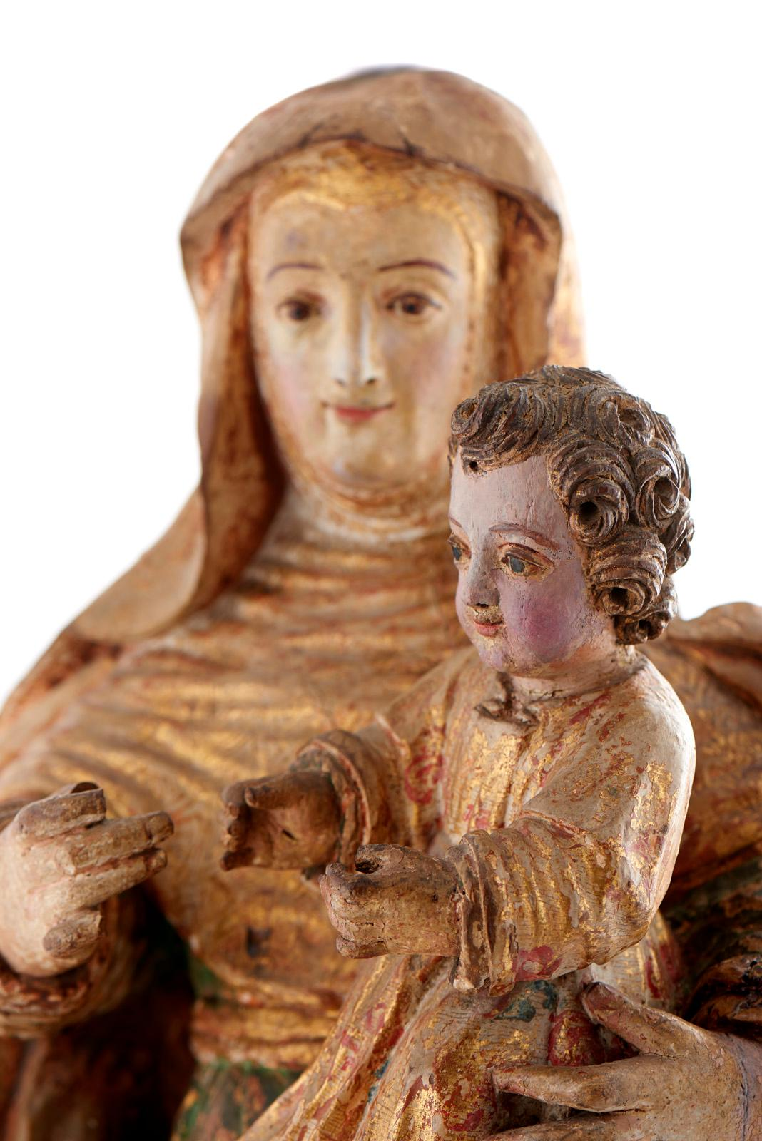 Sant'Anna c/Nª Srª, esc. XVII/XVIII