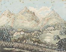 CASANOVA, aguarelas sobre papel, 17 x 20 cm