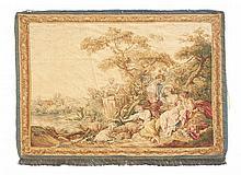 Tapeçaria francesa do séc. XVIII