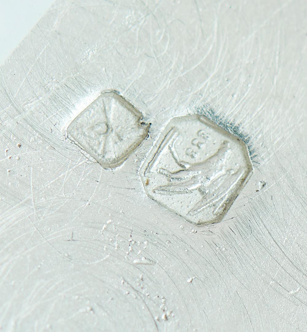 Jarro em prata 833%, séc. XX, P.848g.