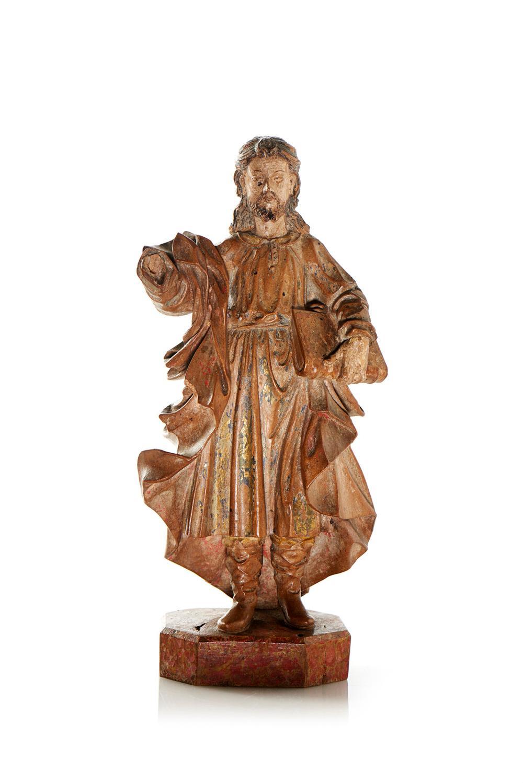 São José, Escultura do séc. XVIII, madeira