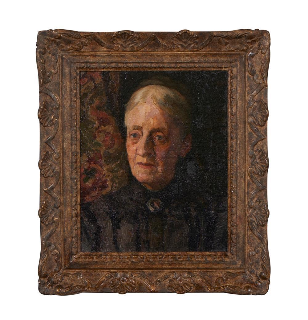 Autor não identificado, Óleo s/tela, 44x35,5 cm.