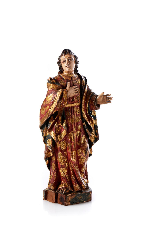 Mª Madalena e S. João, Escs. calvário, séc. XVIII