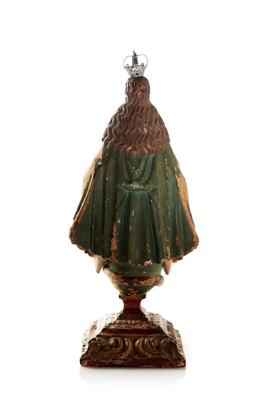 Nossa Senhora, escultura em madeira, séc. XVIII