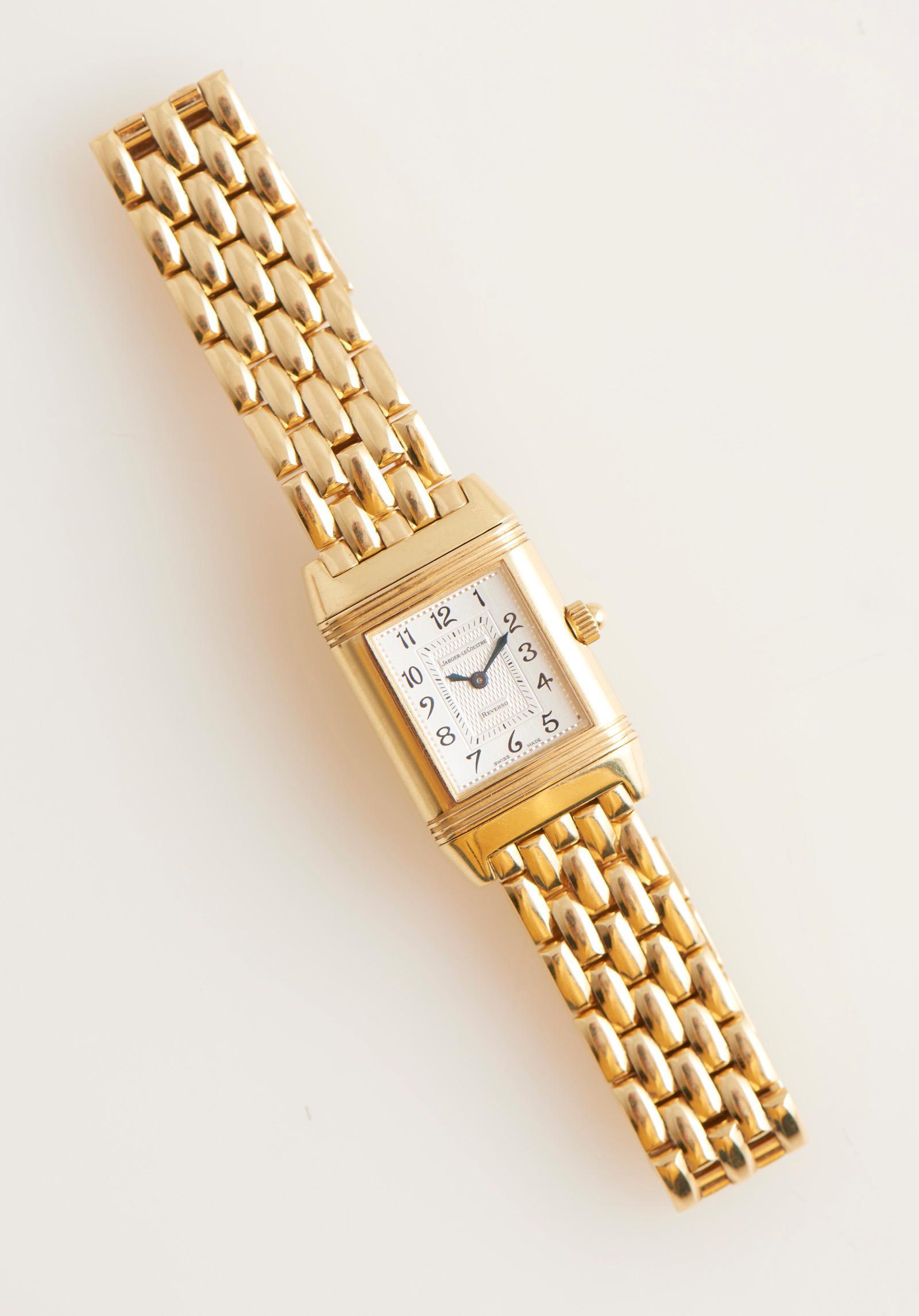 Relógio Jaeger LeCoultre, ouro 750ml, P.99,5g