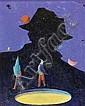 Alfredo Luz, Óleo sobre tela, 23 x 18 cm., Alfredo Luz, Click for value