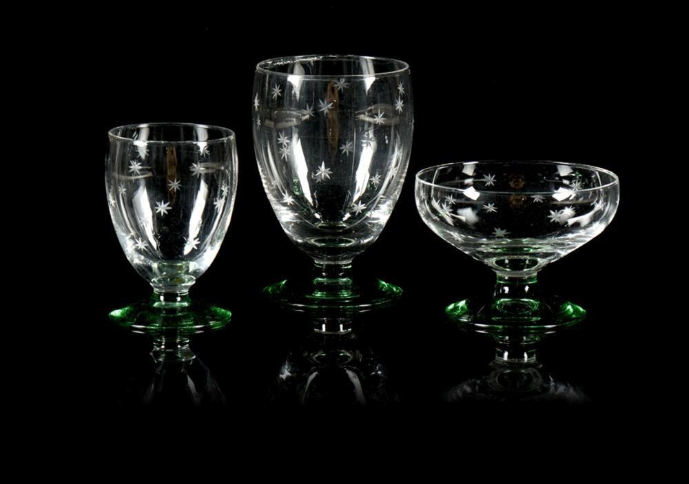 Parte de serviço de copos em vidro (39)