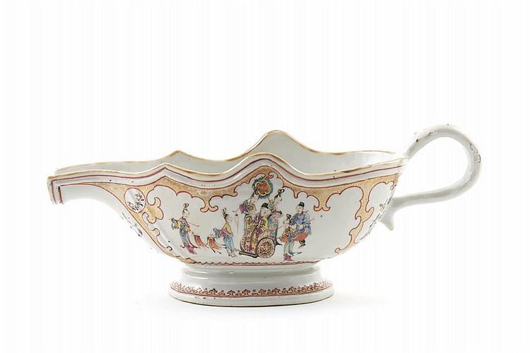 Molheira em porcelana chinesa da CI