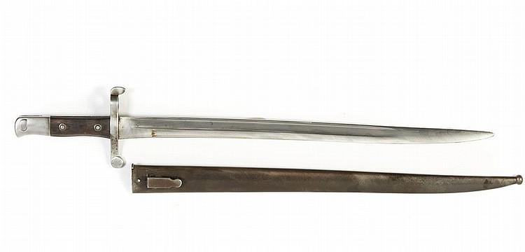 """Baioneta para a espingarada """"Kropatschek"""""""