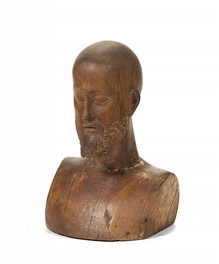 Escultura em casquinha do séc. XVII