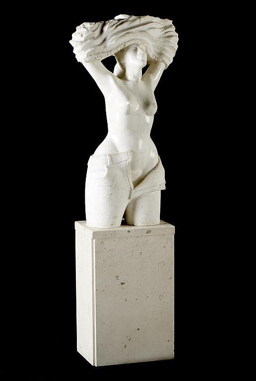 FRANCISCO SIMÕES, Escultura em pedra