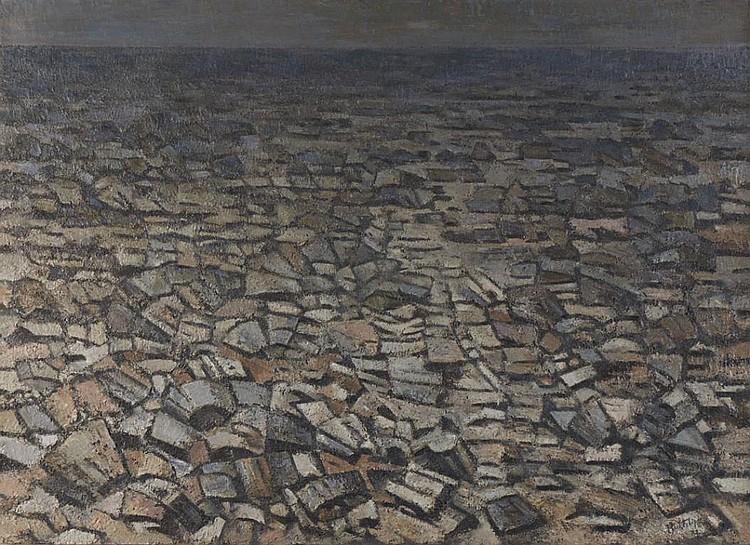 RUI FILIPE, Téc. Óleo s/ tela, 95 x 132 cm