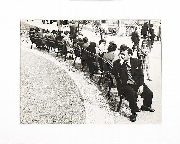 GÉRARD CASTELLO-LOPES, Fotografia a preto e branco