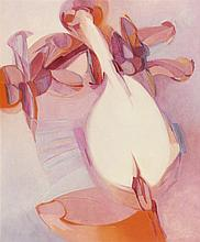 VESPEIRA, Óleo sobre tela, 65 x 53,5 cm