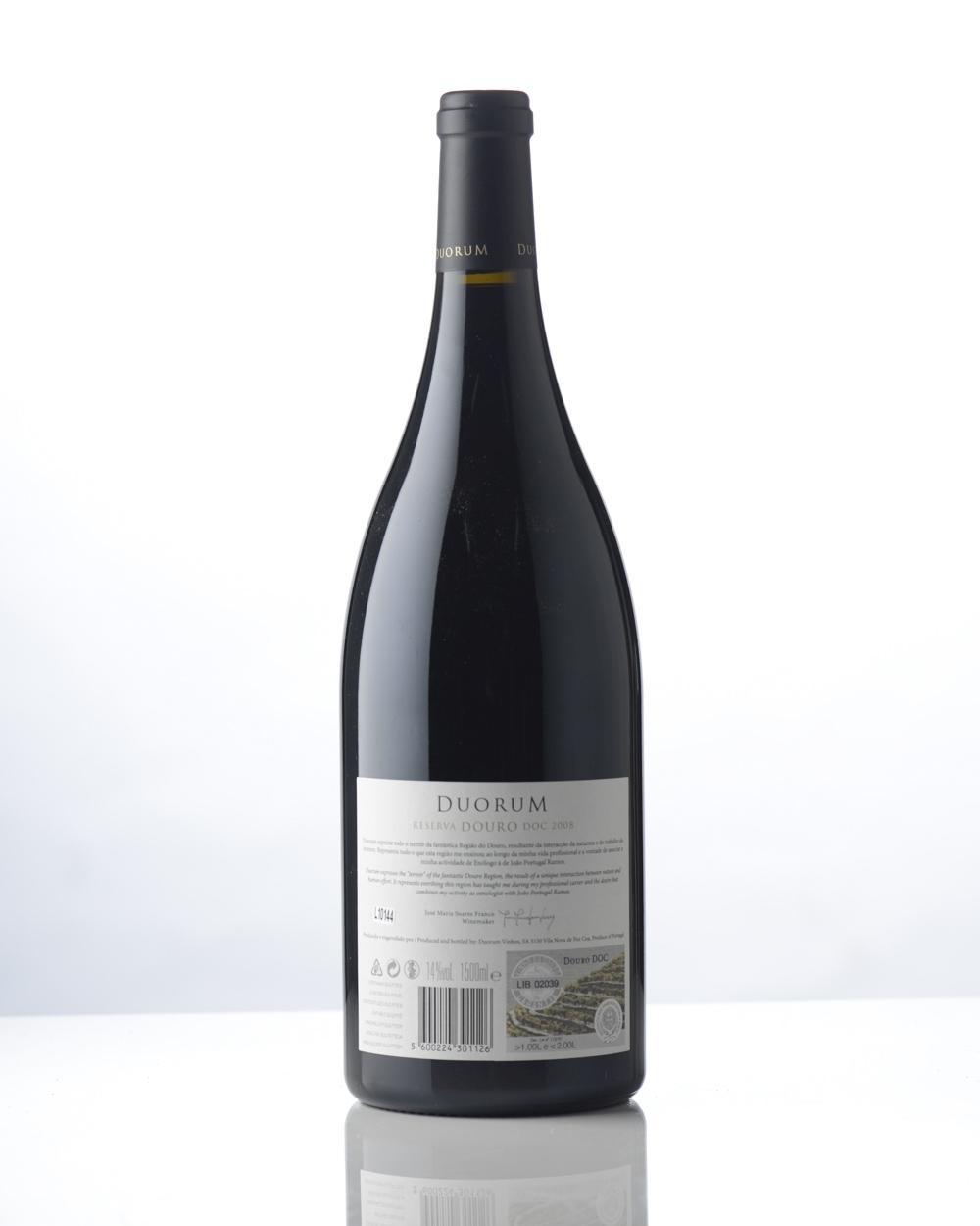 Duorum, Reserva 2008, Vinhas Velhas, 1,5 L, 1 gfa.