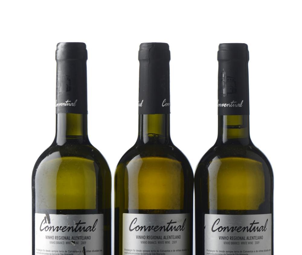 Conventual, 2009, 3 gfas.