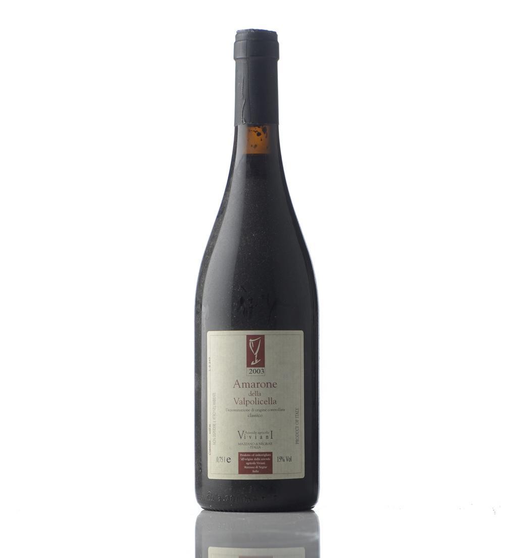 Amarone della Valpolicella, 2003, 1 grf.