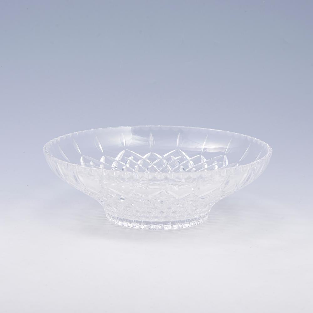 Taça em cristal lapidado