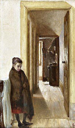 Artur Loureiro, óleo s/madeira,50 x 29 cm. ver
