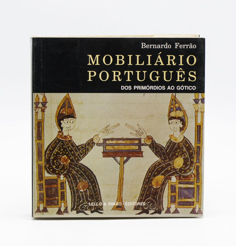 FERRÃO. O MOBILIÁRIO PORTUGUÊS, 3 vols. encs.