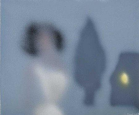 Noronha da Costa, acrílico s/tela, 54x65 cm