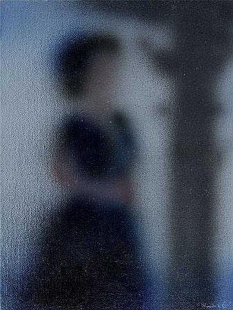 Noronha da Costa, acrílico s/tela, 40x30 cm