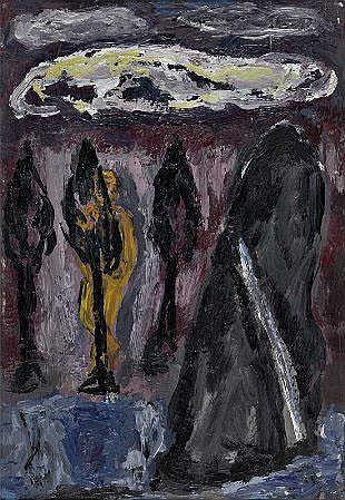 Ilda David,Óleo s/ Tela,35 x 24 cm ILDA DAVID,