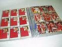 Pro Set 1990 first UK FA Official soccer trading