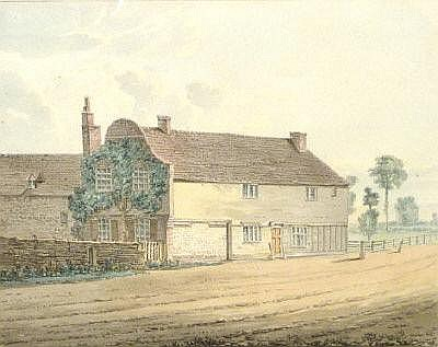 Thomas Fisher (1772-1836) 'Mr Millard's house,