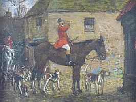 Henry Mansfield Childerstone (1898-1935) 'The