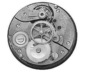 Vintage octava watch co switzerland 8 day 15 jewels car ...