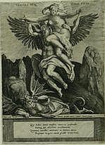 Hans Collaert II (1566-1628) VERITAS TEMPORIS