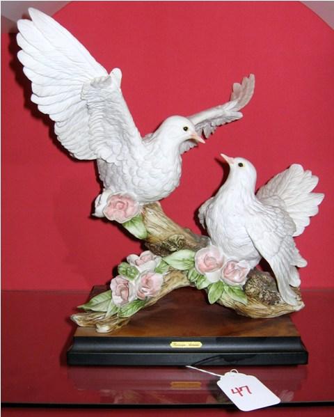 Image result for कबूतर का जोड़ा, मूर्ति