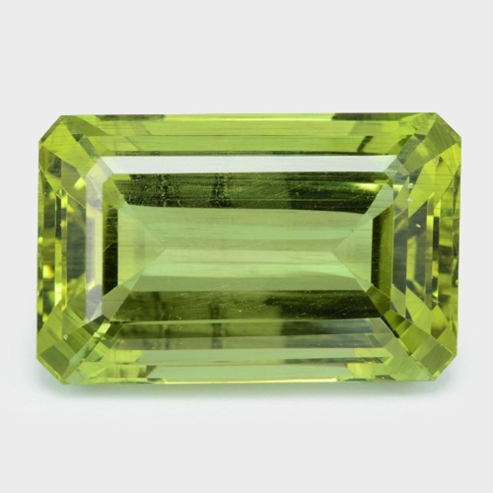 Huge Green Colour Natural Apatite 40.49ct