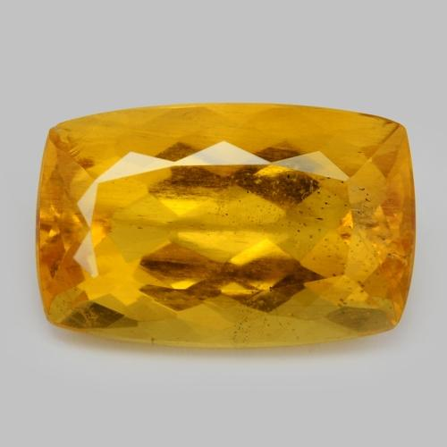 Fancy Sparkling Golden Yellow Color Natural Yellow Beryl