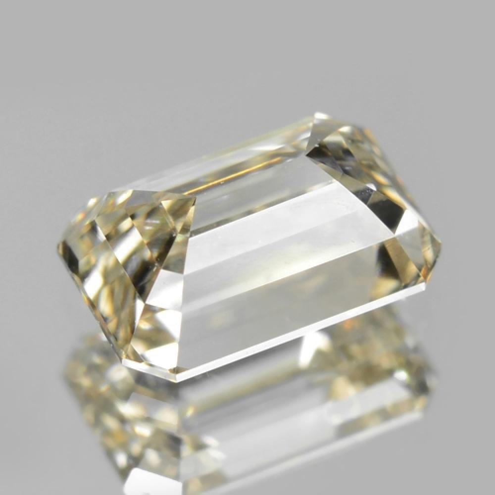 Untreated Natural Fancy Light Brown Colour Loose Diamond 0.31ct