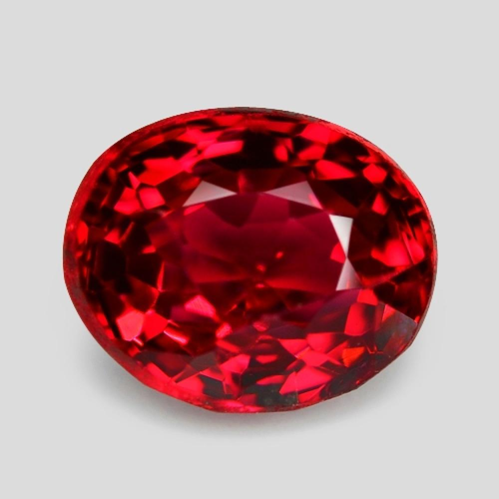 Burma Natural Red Spinel 0.66ct