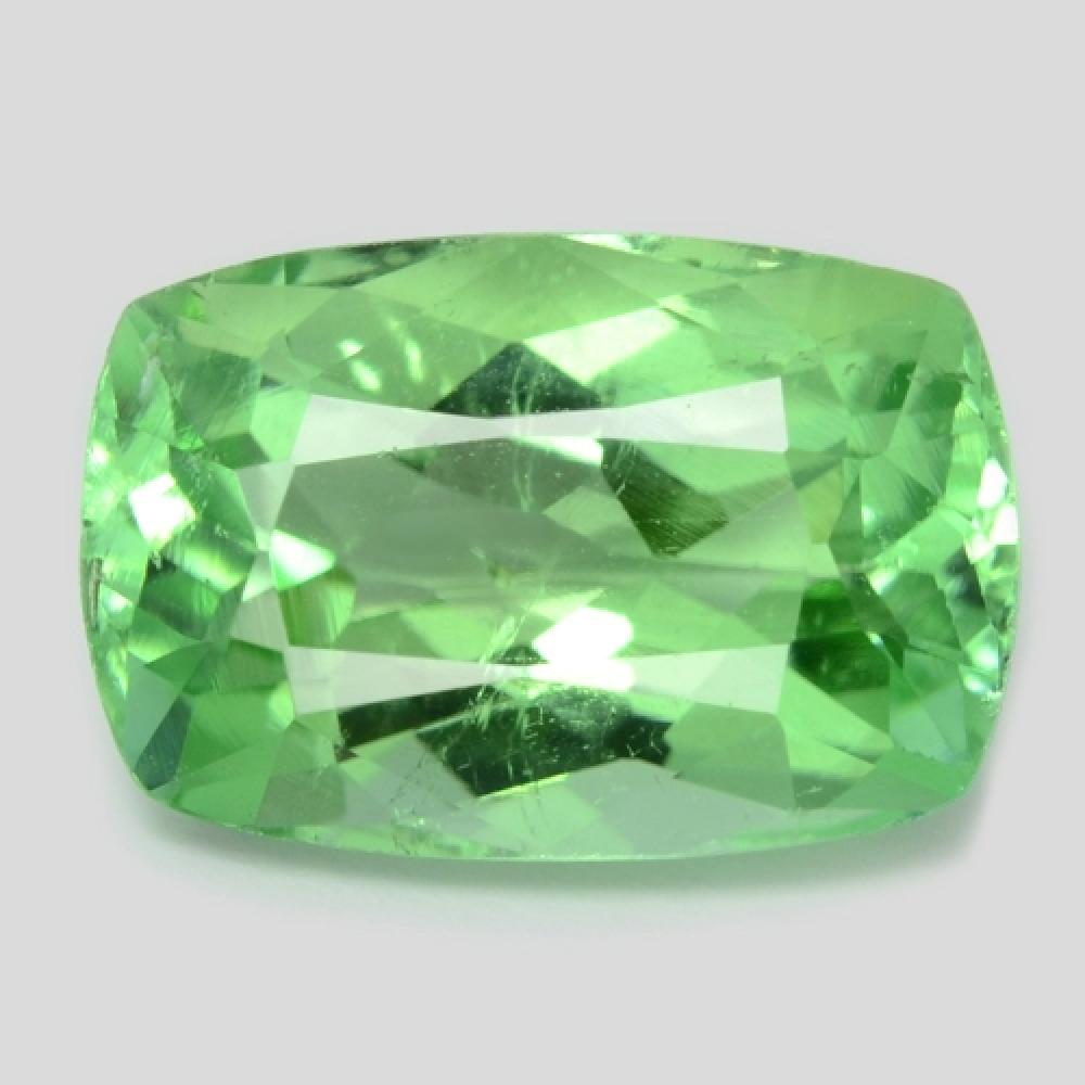 Mint Green Colour Natural Tourmaline 1.9ct