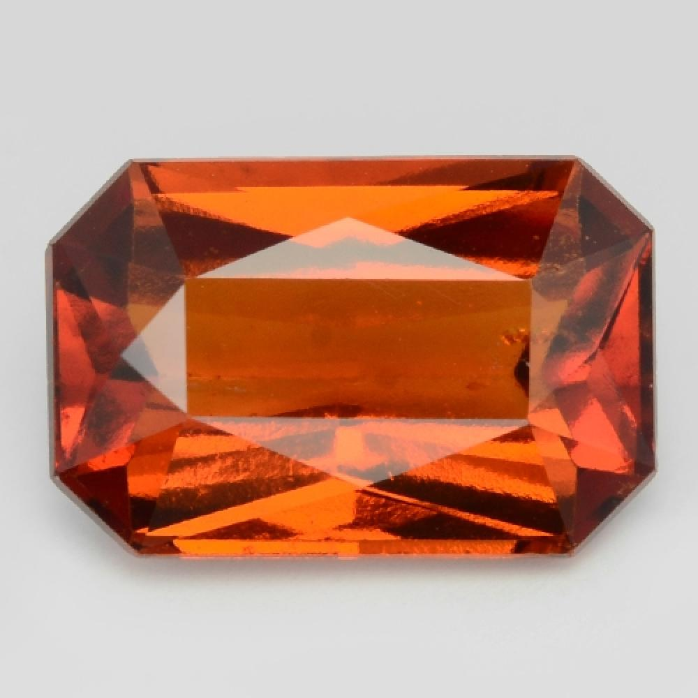 New Excellent Very Rare Reddish Orange Colour Natural Hessononite Garnet