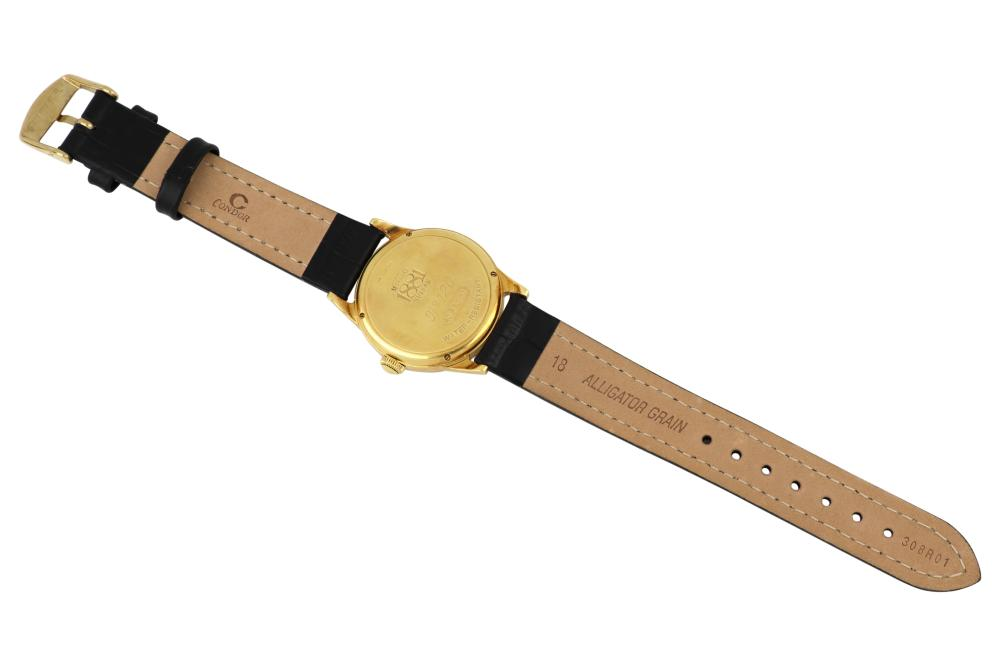 Movado Gent's 18ct gold Automatic wrist watch