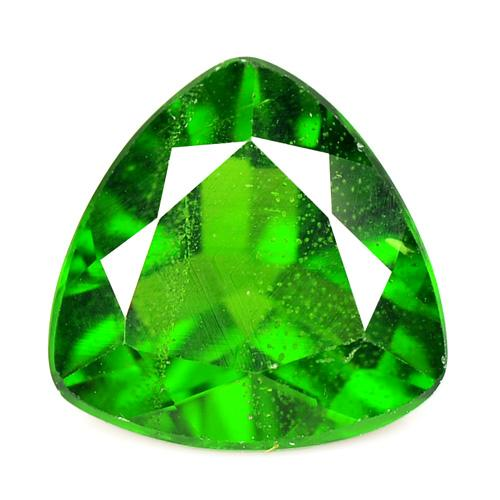 2.54 Carat Sparkling Russian Green Color Natural Chrome Diopside