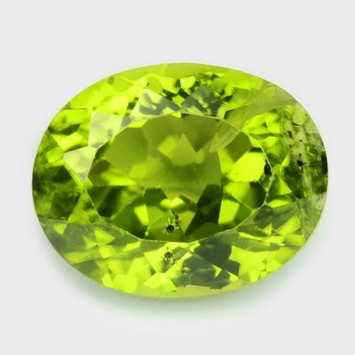 4.00 Carat Amazing Very Rare Green Color Natral pakistan Peridot Gemstone