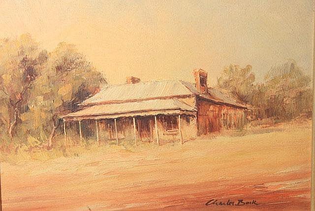 BOCK, CHARLES (1934-) Willunga, South Australia