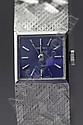 A Ladies Gold Seiko Wristwatch. 14ct white gold,, Seikō Sawada, Click for value