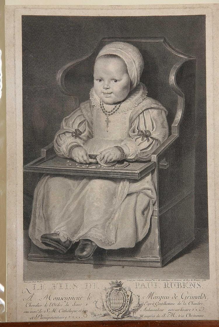 Carmona, Manuel Salvador. (Spanish,1734-1820). Le
