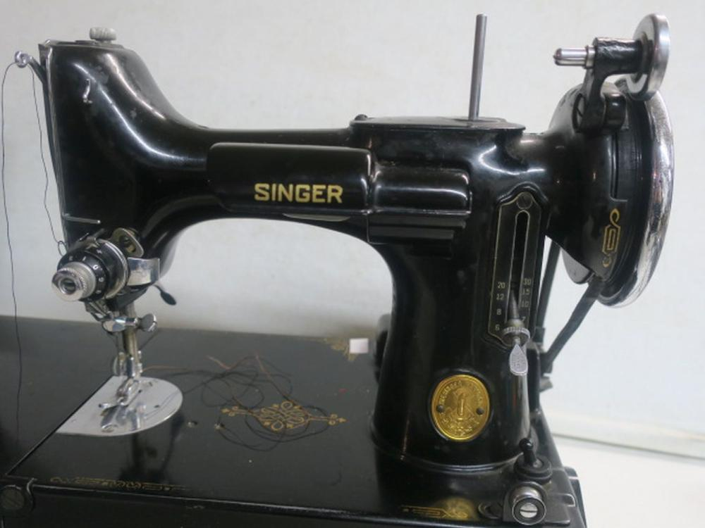 Sewing singer machine dating featherweight Quilter's Treasure:
