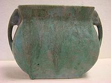 ROSEVILLE CARNELIAN Vase: