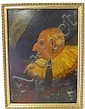 John Decker (1895 - 1947) Oil on Board, John Decker, Click for value