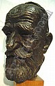 Thomas Holland Sculpture Bust of G.B. Shaw, Thomas Holland, Click for value